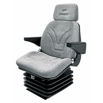 Granit superkomfort ülés 12V, Hosszirányú rugózással