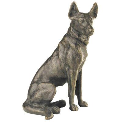 Kutya, német juhász