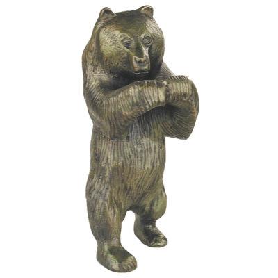 Medve, nagy, álló