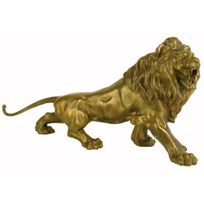 Hím oroszlán, álló