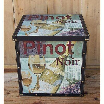 Dísz Doboz Pinot Noir 6db-os