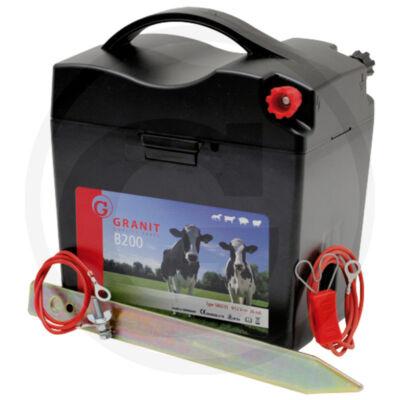 GRANIT B200 akkumulátoros villanypásztor-készülék B 200 akkumulátor nélkül