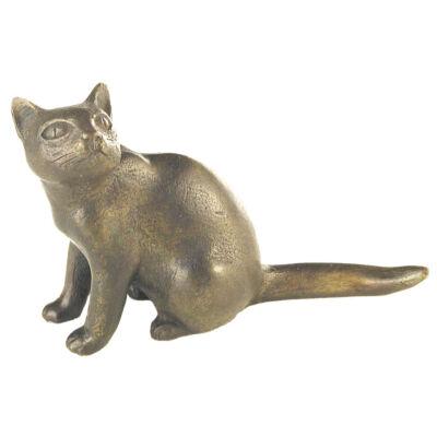 Gyulavári Pál: Macska, kicsi, ülő