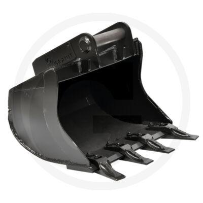MS01 Ultraleicht mélyásó kanál kanálkörmökkel