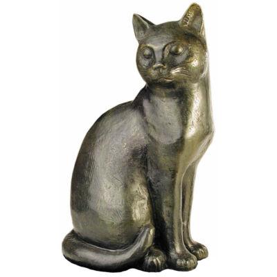Gyulavári Pál: Macska, nagy, ülő